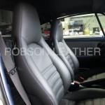 ポルシェ 911 964 レストアシート張り替え後