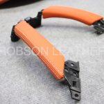 日産 GT-R35 インテリア革張りAfter
