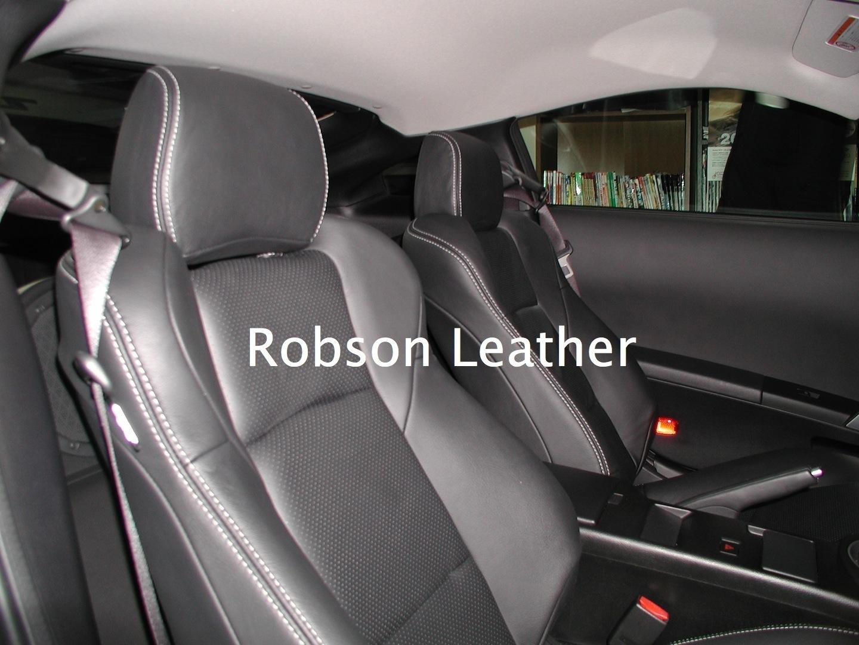 シートヒーターの同時施行(本革シート張替え無しでシートヒーター単体の施行も可能です。)