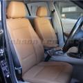 BMW E87 1シリーズ本革シートへの張り替え後