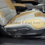 BMW i3 seatheater before