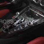 AMG GTS C190 カーボンインテリア加工後